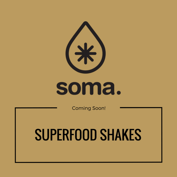 Superfood Shakes - Coming Soon